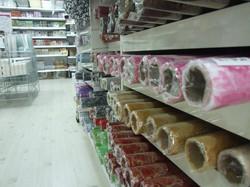 עיצוב חנות מוצרי חד פעמי