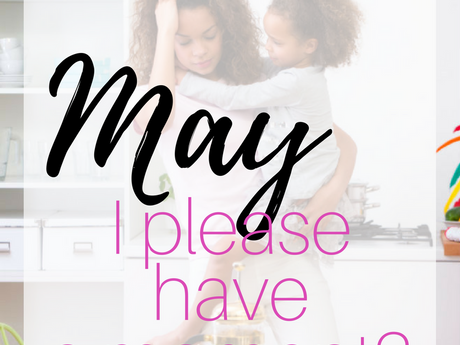 [FOR MY FELLOW MOMS] MAY I please have a moment?
