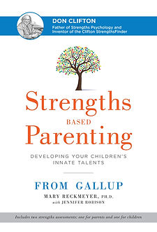 Cover -- Strengths Based Parenting