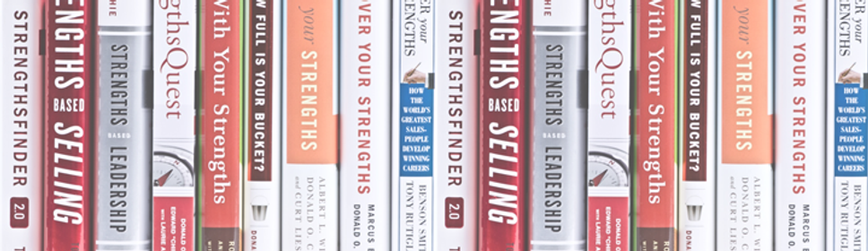 Gallup Strengths Bookshelf