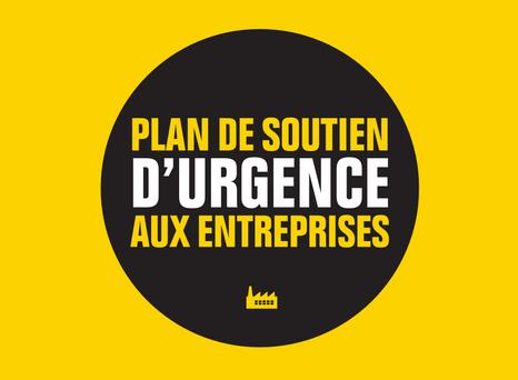 Plan de soutien d'urgence aux entreprises - BPI France