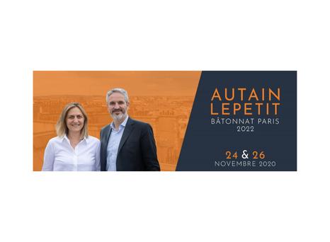Sygna soutient le ticket Autain/Lepetit au bâtonnat de Paris 2022