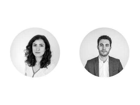 Helen de Larrinaga and Romain Pieri, new Sygna partners