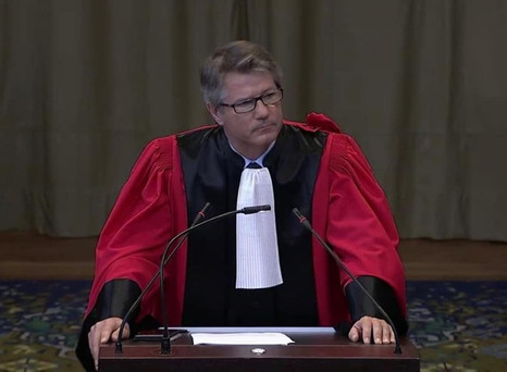 Pleadings before the ICJ, Ukraine v. Russia