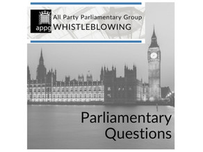 Parliamentary Questions #1