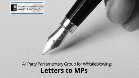 APPG's Chair, Mary Robinson MP, writes to Health and Social Care Secretary, Matt Hancock