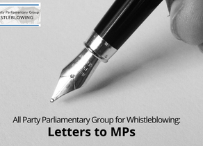 APPG's Chair, Mary Robinson MP, writes to Financial Secretary to the Treasury Jesse Norman