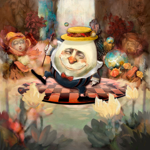 Humpty Dumpty's Song