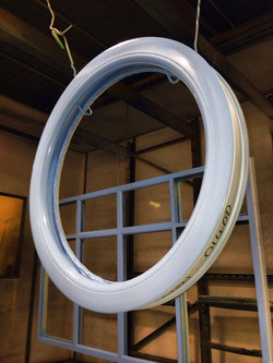PVCU Circular Window
