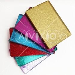 Glitter Paint for Glass