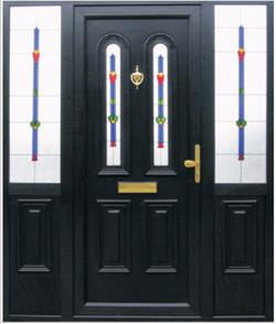 Black Upvc Sprayed Door.jpg