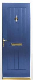 Sprayed UPVC Interior Doors, Colour Coated Composite Doors