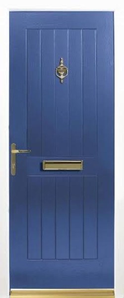 Blue Sprayed Upvc Door.jpg