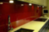 Bespoke Glass Splashbacks for the Kitchen