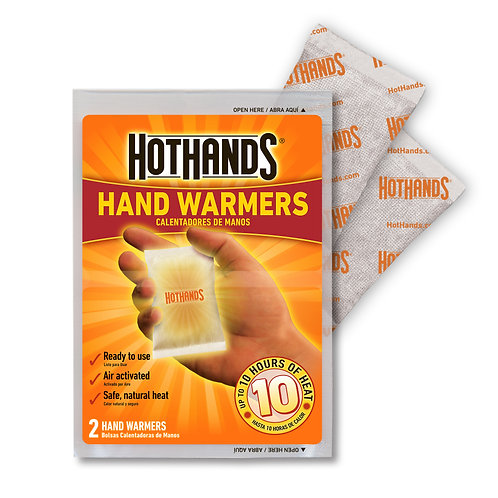 5 Packs Hot Hands Air Activated Heaters