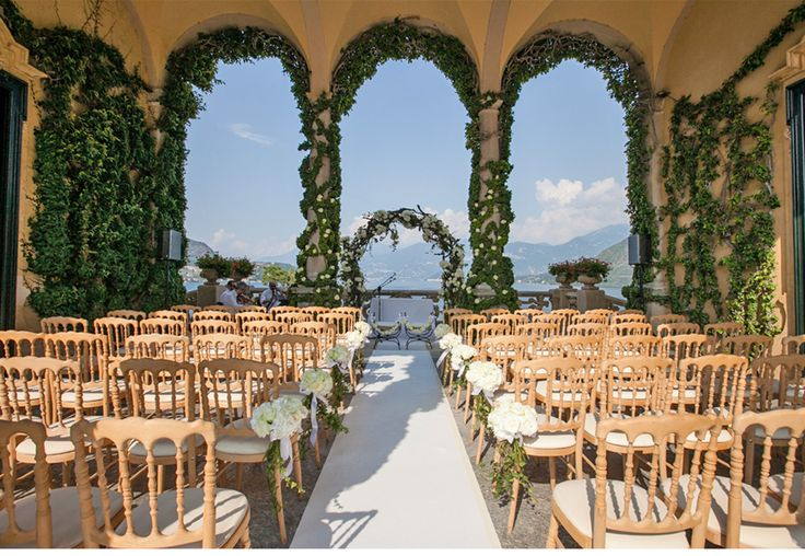 Lake Como Wedding Venue
