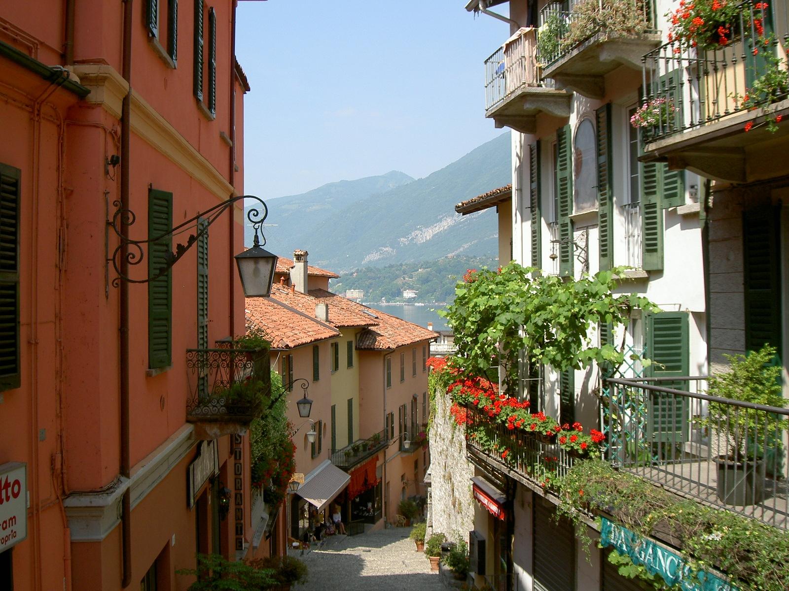 Bellagio, Varenna, Lecco, Como