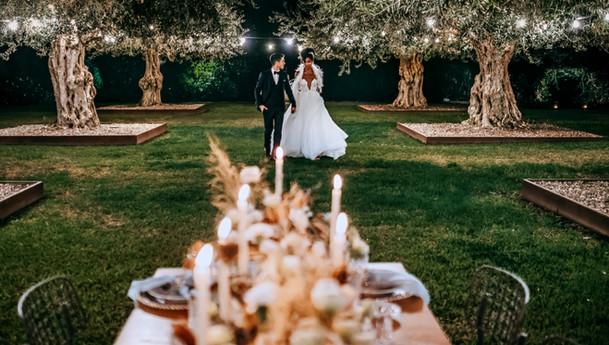 Sicily Outdoor Wedding