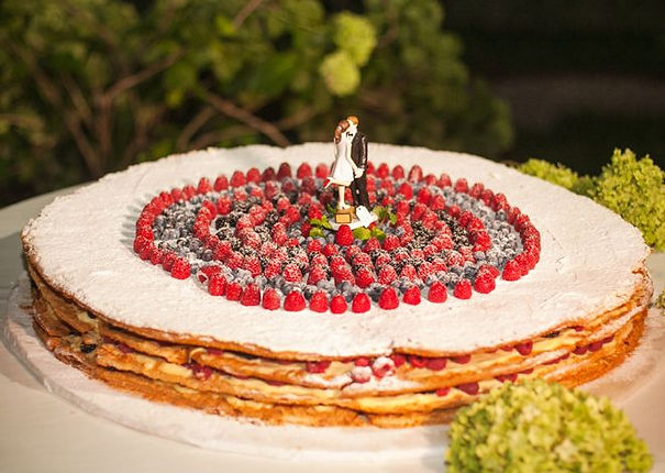 Italian Lace Events, Italian Wedding Cake, Destination Wedding