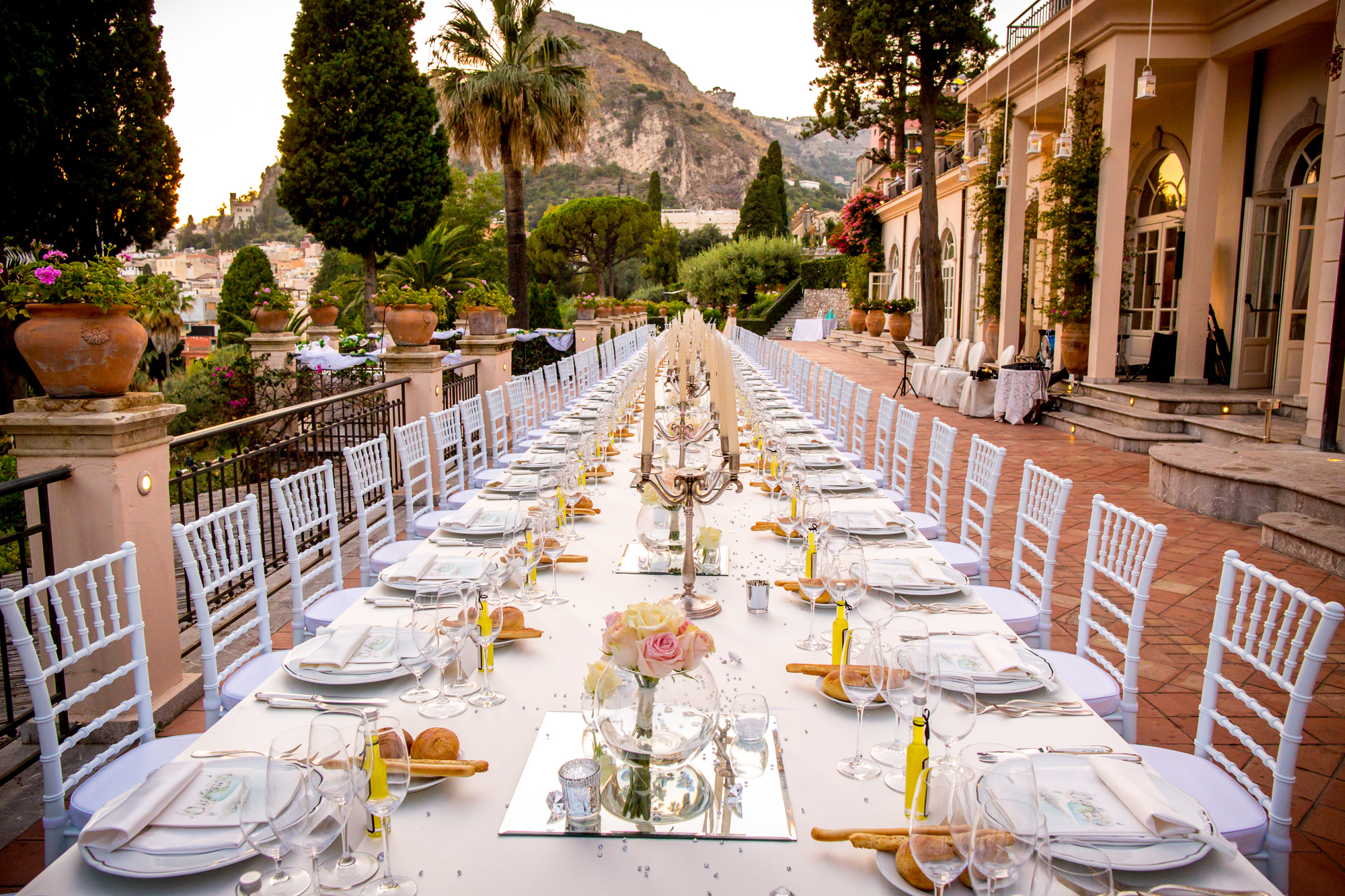 Sicily wedding venue