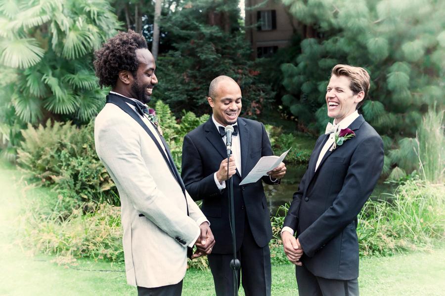 LGBT Wedding lake Como