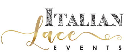 Italian Lace Events, Destination Wedding Planning, Shore to shore plannning