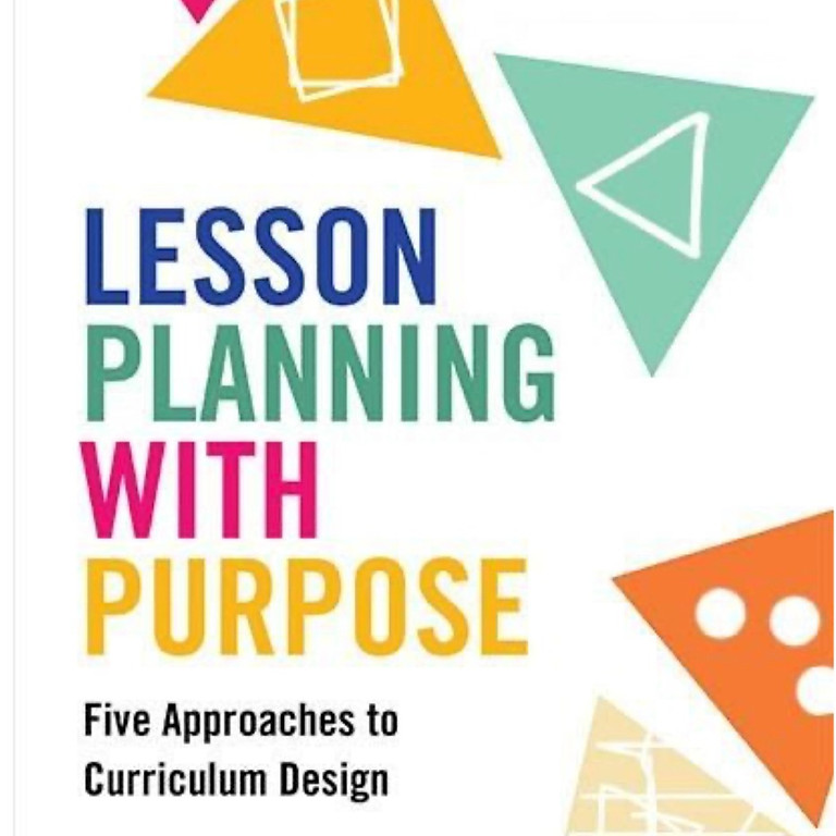 Lesson Planning with Purpose Book Launch!