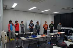 顔合わせ&トレーニング3