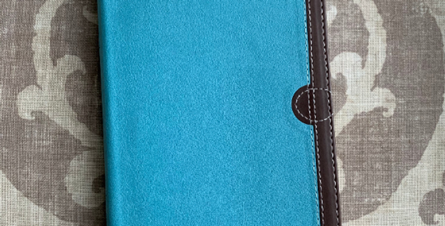 Custom Engraved Bible (NIV) - Teal