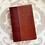 Thumbnail: Custom Engraved Bible (NLT) Two-Tone Brown