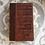 Thumbnail: Custom Engraved Bible (KJV) - Two Tone Brown