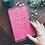 Thumbnail: Custom Engraved Bible (NIV) - Pink