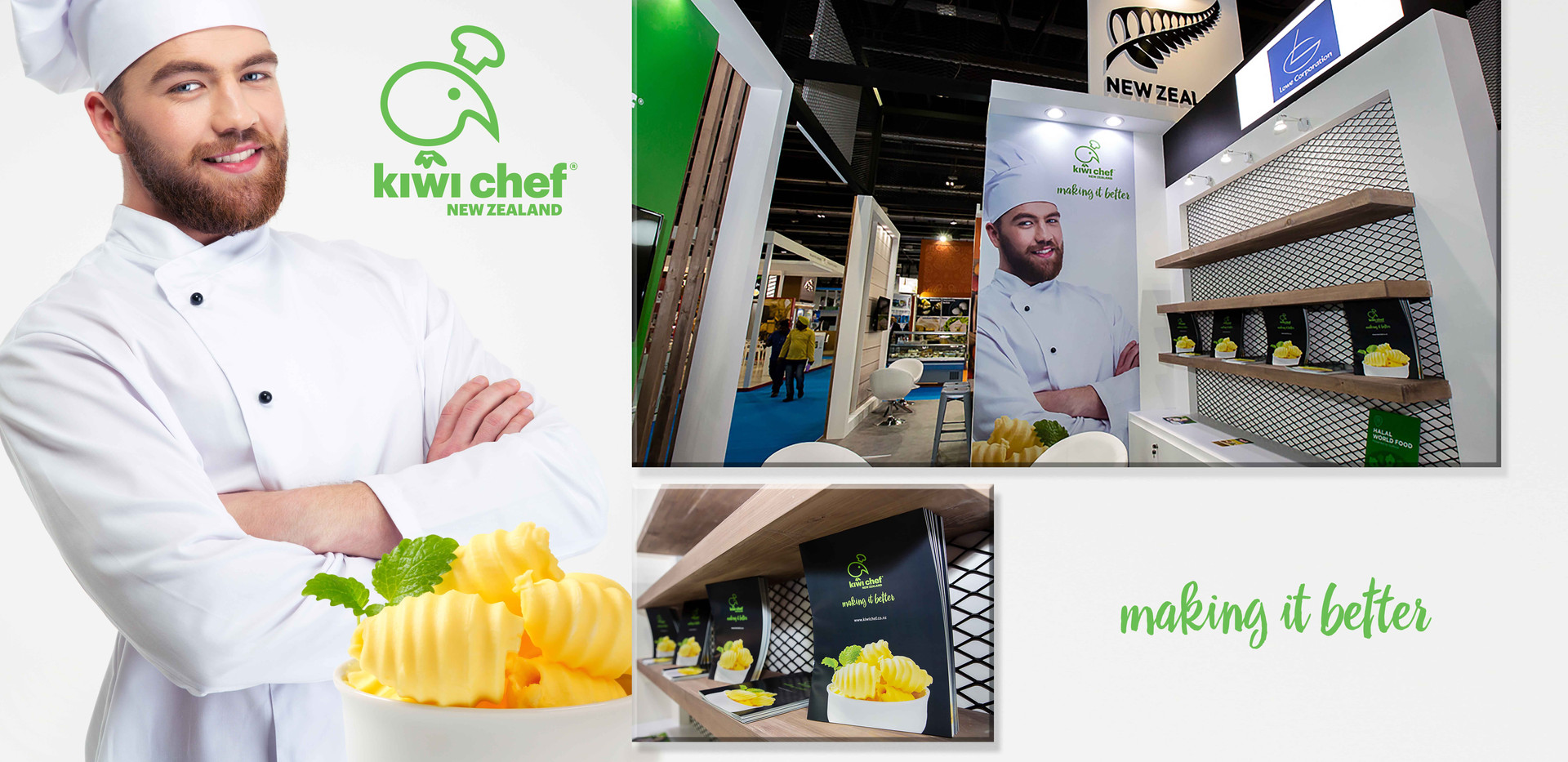 Kiwi Chef / Lowe Corporation