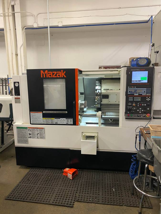 Mazak Quick Turn Smart 250