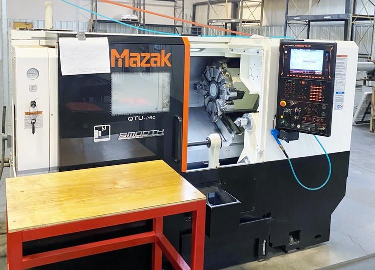 2017 Mazak QTU-250