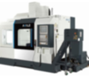 Axile V6 3 Axis Vertical Machining Center
