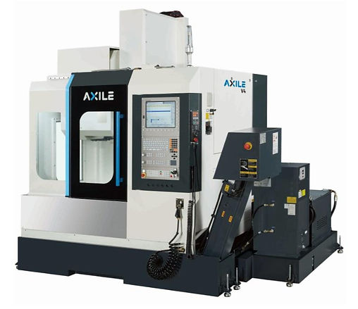 Axile V4 3 Axis Vertical Machining Center