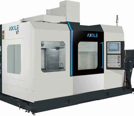 Axile V7 3 Axis Vertical Machining Center