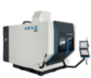 Axile G8 5 Axis Vertical Machining Center
