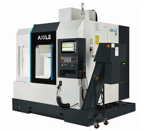 Axile V5 3 Axis Vertical Machining Center
