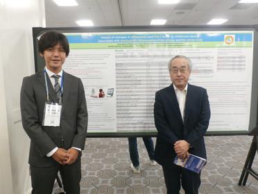東範彦先生が国際小児内分泌学会で発表しました