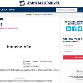 Jaimelessartups.fr parle de nous