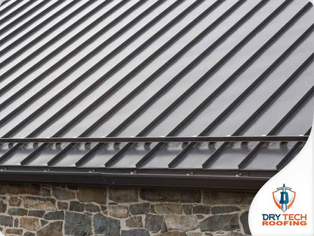 What Are the Perks of Choosing a Standing Seam Metal Roof?