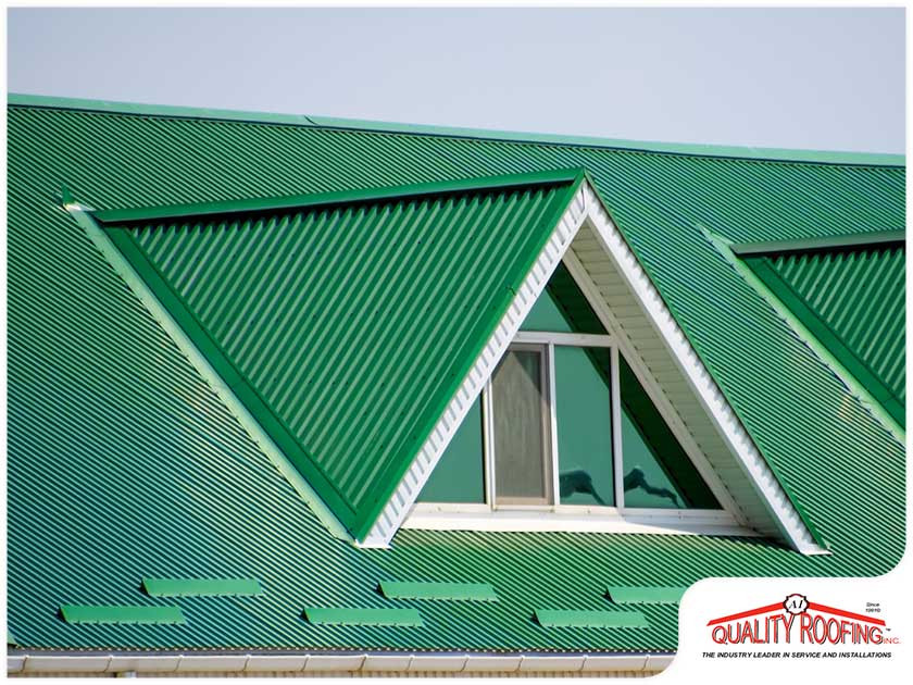 Basic Metal Roof Care