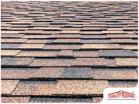 4 Great Things to Expect From Asphalt Shingles