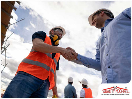 Advantages of Hiring Local Roofers