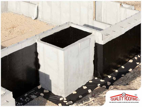 How Basements and Foundations Are Waterproofed