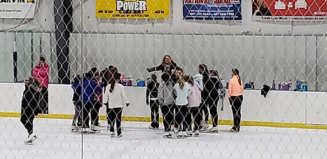 Our skaters working hard at camp!.jpg