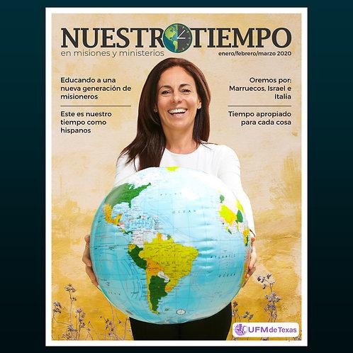 Revista Nuestro Tiempo (1 Ejemplar)