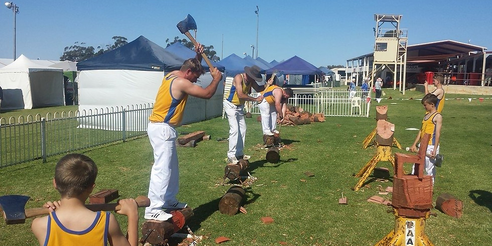 COMPETITION - Wanneroo Show